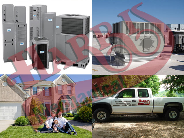 Harris Mechanical A/C & Heating